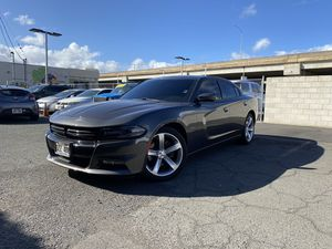 2016 Dodge Charger R/T for Sale in Honolulu, HI