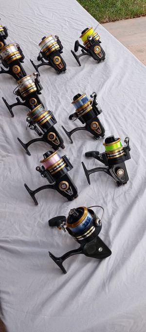 Penn fishing reels...read description for Sale in Pembroke Pines, FL