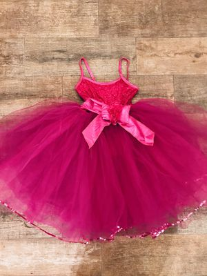 Awish Come True Dress - Fuchsia - Size 8-10 for Sale in Leesburg, FL