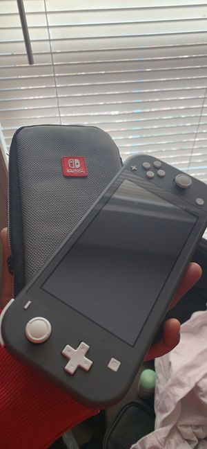 Nintendo Switch Lite for Sale in Pawtucket, RI
