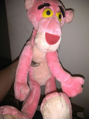 Pink panther stuffed animals for Sale in Calverton, MD