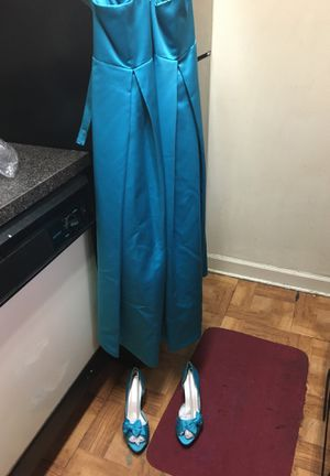 Blue prom dress for Sale in Washington, DC