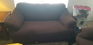 Used sofa and love seat Free for Sale in Frisco, TX