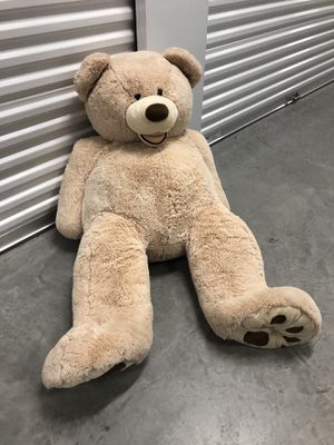 Large Stuffed Bear (No Smoking or Pets) for Sale in Hillsboro, OR