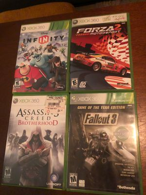 Xbox 360 games for Sale in Placentia, CA