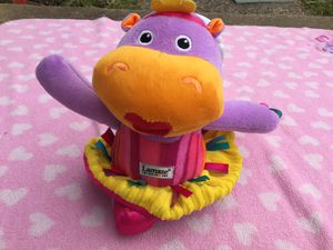 Lamaze hippo stroller car seat toy for Sale in Floral Park, NY