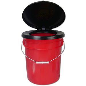 Lockdown or Emergency Toilet Bucket Kit, 1-4 Person for Sale in Houston, TX