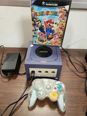 GAMECUBE W 3 GAMES for Sale in Las Vegas, NV