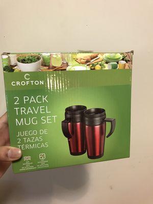 Travel mug set for Sale in Gaithersburg, MD