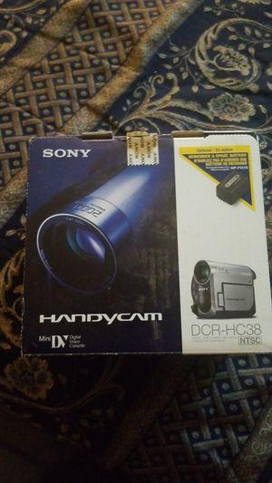 Sony Handycam DCR-HC38 for Sale in Las Vegas, NV