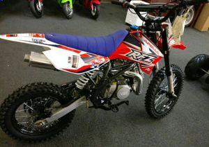 Apollo 125cc Dirt Bike(All New Model) for Sale in Roswell, GA