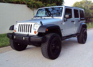 For Sale. 2007 Jeep Wrangle Great Shape. 4WDWheelsss for Sale in Sacramento, CA