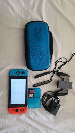 Nintendo Switch USED for Sale in Tracy, CA