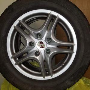 "Porsche 18""Rims And All Season Tires for Sale in Sammamish, WA"