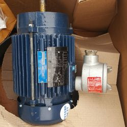 Electric Motor Brand New for Sale in Houston,  TX