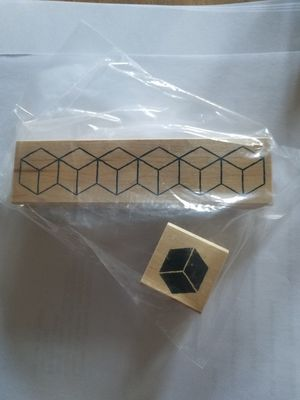 Cube stamp set for Sale in Chicago, IL