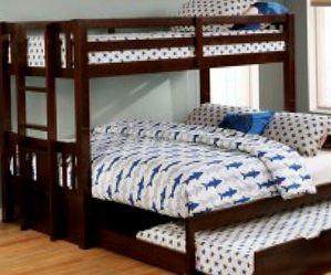 Bunk Bed Twin Over Full for Sale in Littleton,  CO