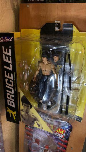 Bruce lee action figure series 2 for Sale in Nashville, TN