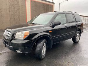 2007 Honda Pilot for Sale in Auburn, WA