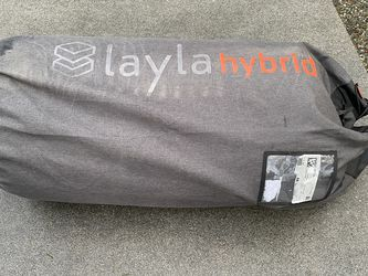 New King Layla Hybrid Matress. One side Is Firm One Is Soft. $800 Or Best Offer. Need Gone This Week for Sale in Redmond,  WA