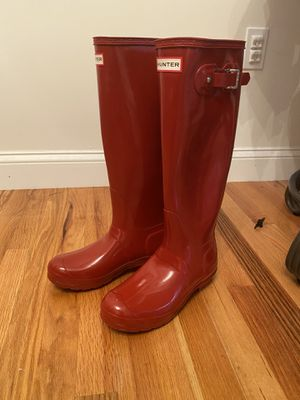 HUNTER RAIN BOOTS for Sale in The Bronx, NY
