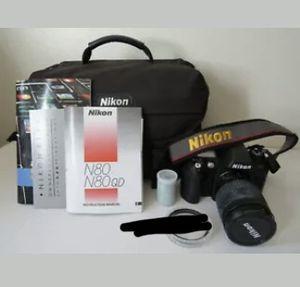 Nikon N80 30 mm with 28-80 Nikkor lense for Sale in Fair Oaks, CA