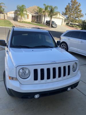 2014 Jeep Patriot Sport SUV 4D for Sale in Perris, CA