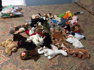 Beanie Babies for Sale in Greenville, SC