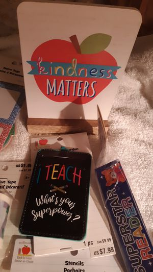 Teacher's supplies for Sale in Tampa, FL