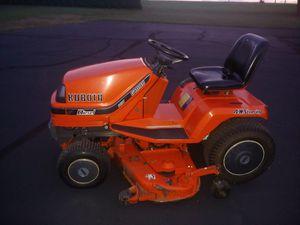 Kubota 4 weel steer diesel mower for Sale in Lancaster, PA