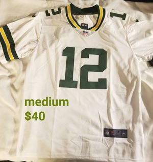 Green bay Aaron Rodgers jersey for Sale in Ontario, CA