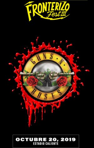 Guns N Roses 4 tickets for Sale in Pomona, CA