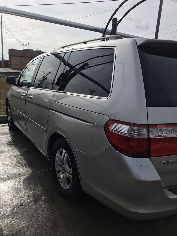 Honda Odyssey 2007 EXL