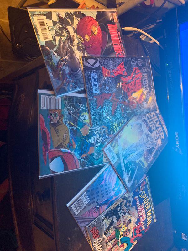 Got some comics