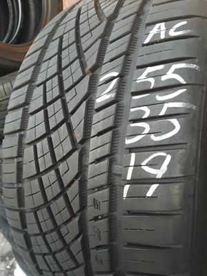 255/35-19 #1 tire for Sale in Alexandria, VA