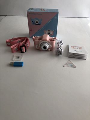 Mini Digital Camera for Kids Baby with Cute Camcorder Video for Sale in Henderson, NV