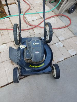 Poulan 22 inch lawn mower for Sale in Earlimart, CA