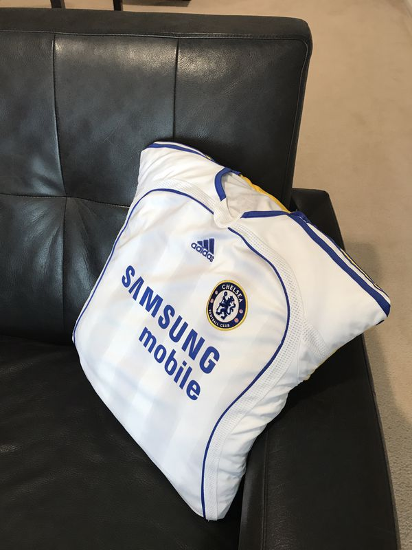 Chelsea FC pillow - 18 in square