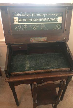 Antique Foundation desk rare pc board works for Sale in Bensalem, PA