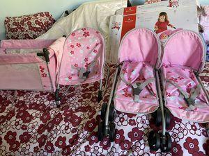 Maclaren Doll stroller set for Sale in Millbrae, CA