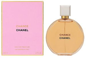 Chanel chance eau de parfum spray perfume 3.4oz 100ml for Sale in Baldwin Park, CA