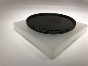 Variety variable ND filters from 67mm,72mm, 77mm, 82mm, 86mm for Sale in Fountain Valley, CA