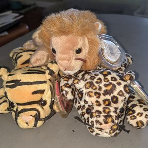 Beanie Babies - Wild Cat Bundle for Sale in Buena Park, CA
