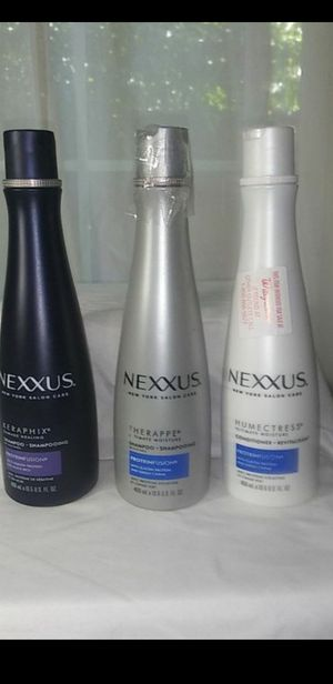 Nexxus --Keraphix, Therappe & Humectress for Sale in Denver, CO
