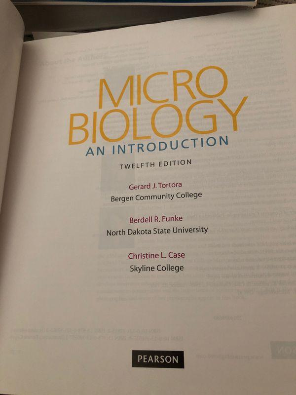 Microbiology book