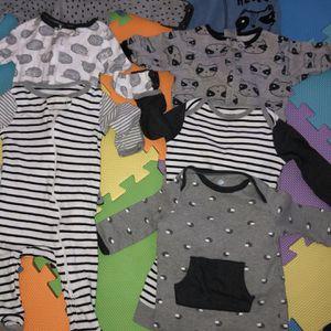 Big Lot Of Baby Boy Clothes 3m, 3-6m, 6m, 6-9m, 12m for Sale in Perris, CA