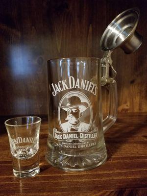 Jack Daniels boiler stein for Sale in Smyrna, TN