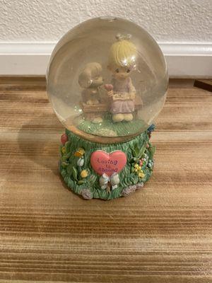 Precious Moments globe for Sale in Byron, CA