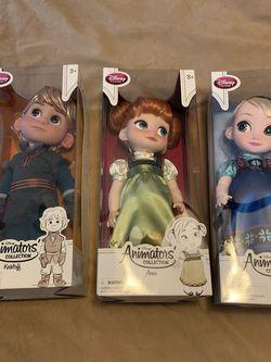 Disney Animator's Dolls for Sale in San Jose,  CA