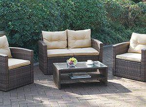 4 pcs patio set for Sale in Ontario, CA
